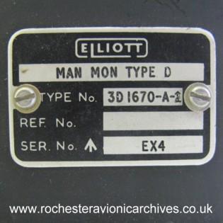 Manoeuvre Monitor Type D