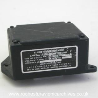 Tornado Lateral Accelerometer Unit