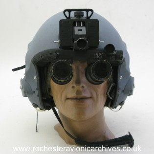 Helmet with Ground Owl™ Goggles