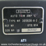 Auto Trim Amplifier