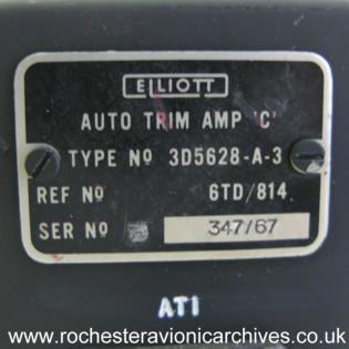 Auto Trim Amplifier