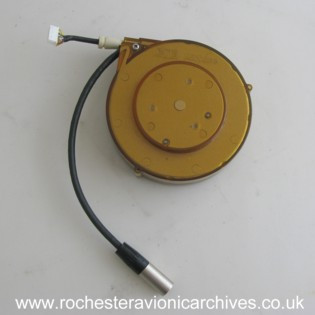 Tethered Airphone Retractable Cable Reel