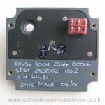 Gulfstream HUD Control Panel