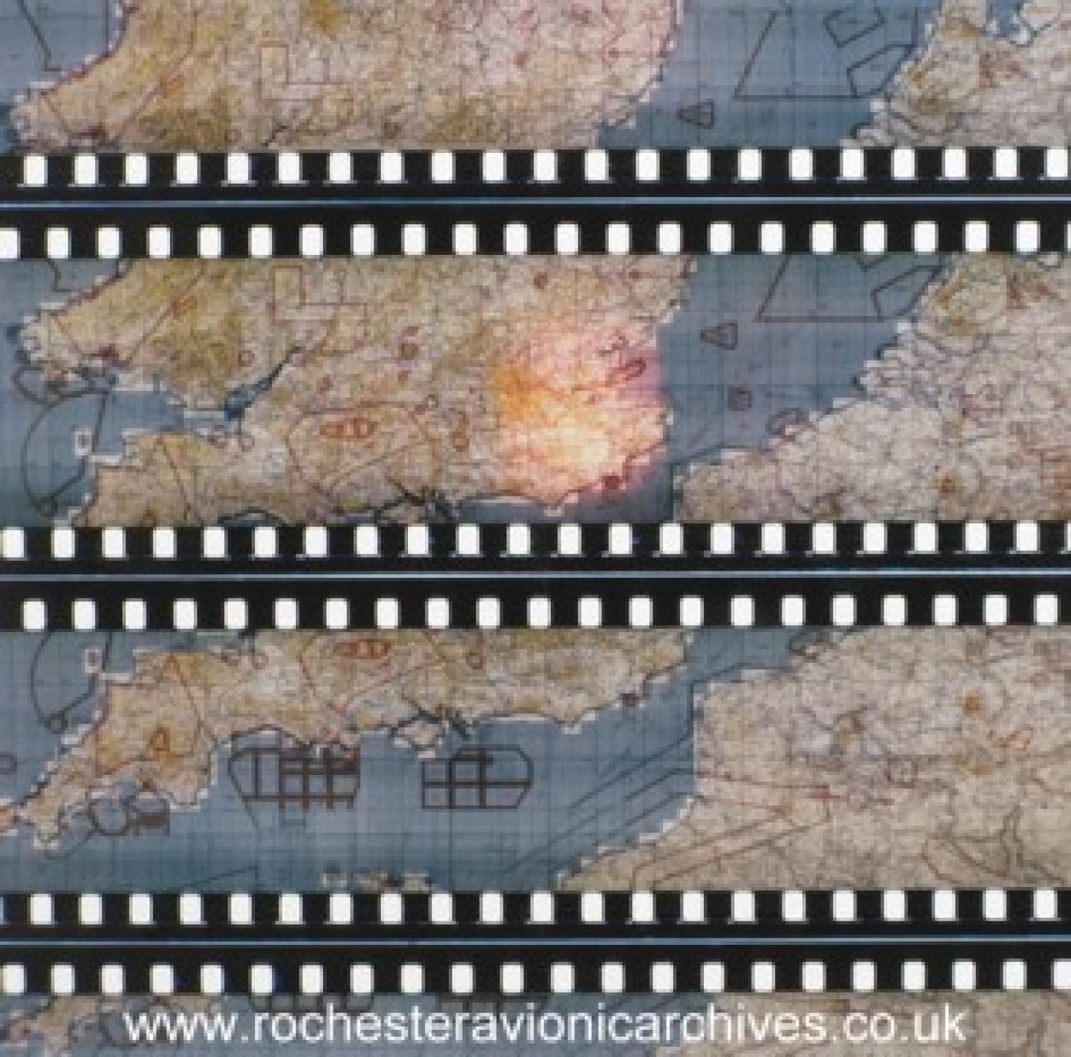 Film Strip for Jaguar Map Mounted