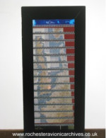Film Strip for Jaguar Map Mounted