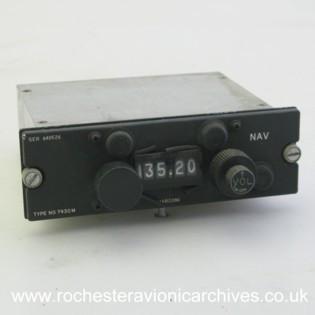 Navigation Radio Control Unit