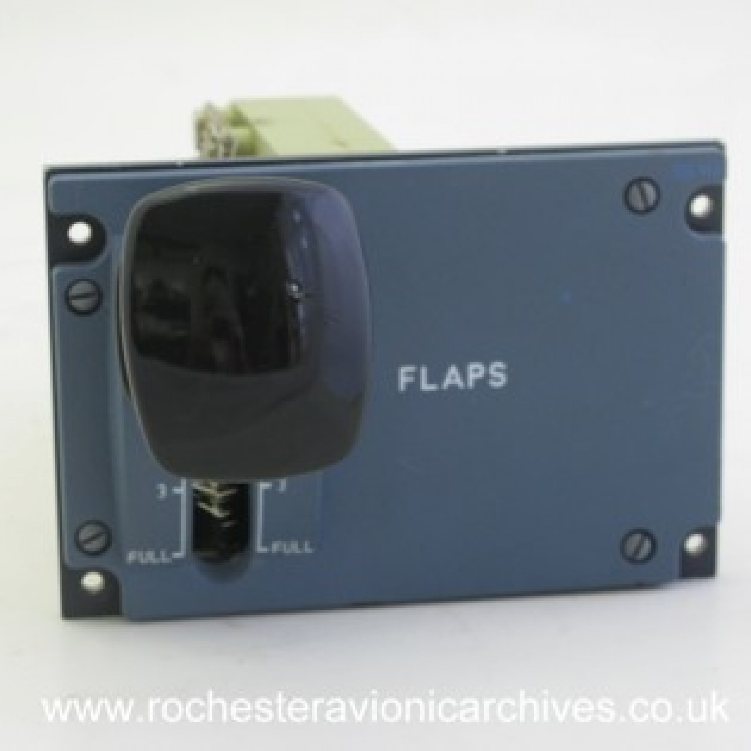 Flaps Control Lever