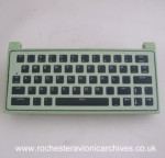 Tank Commander's QWERTY Keyboard