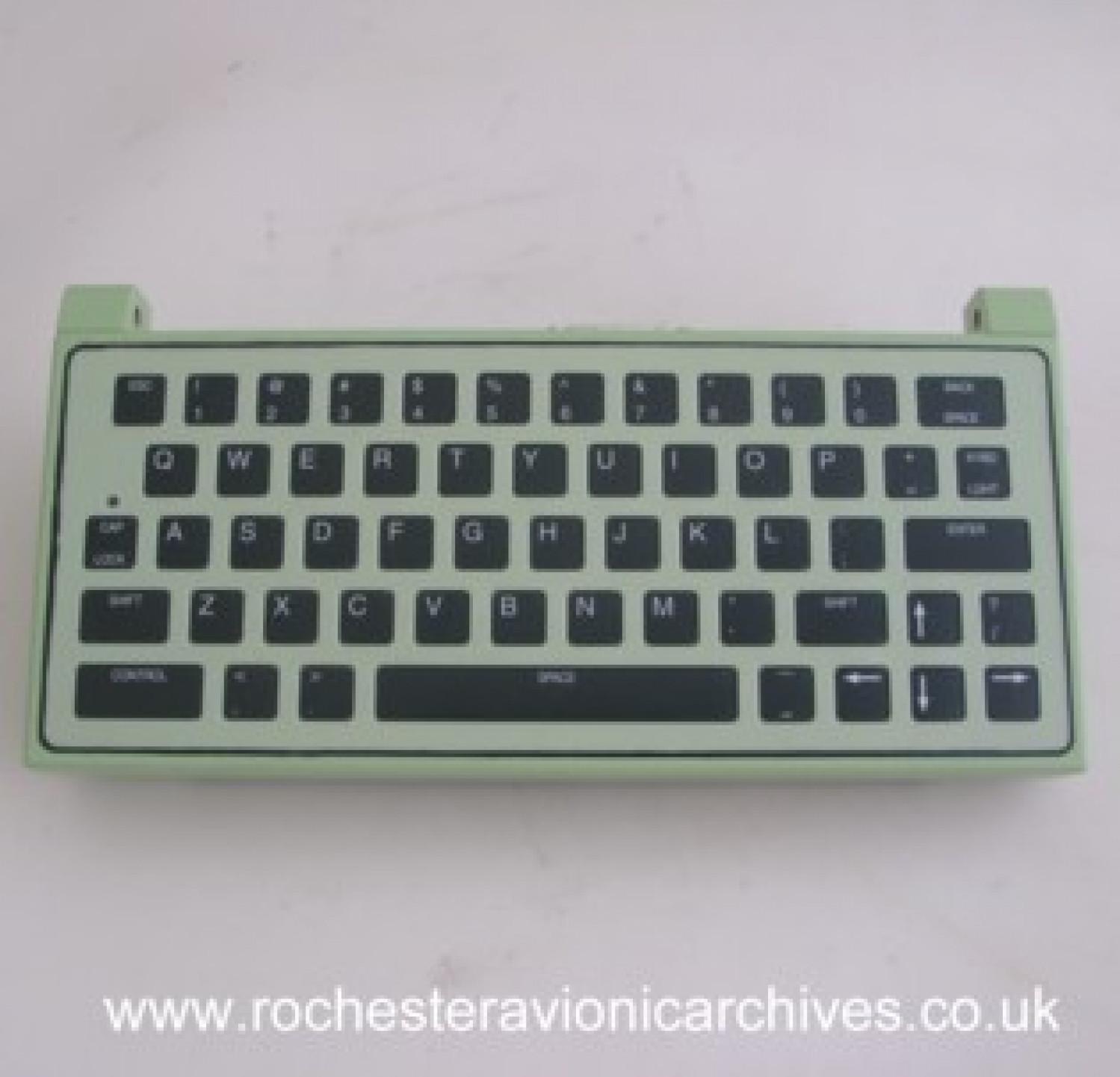 Tank Commander's QWERTY Keyboard