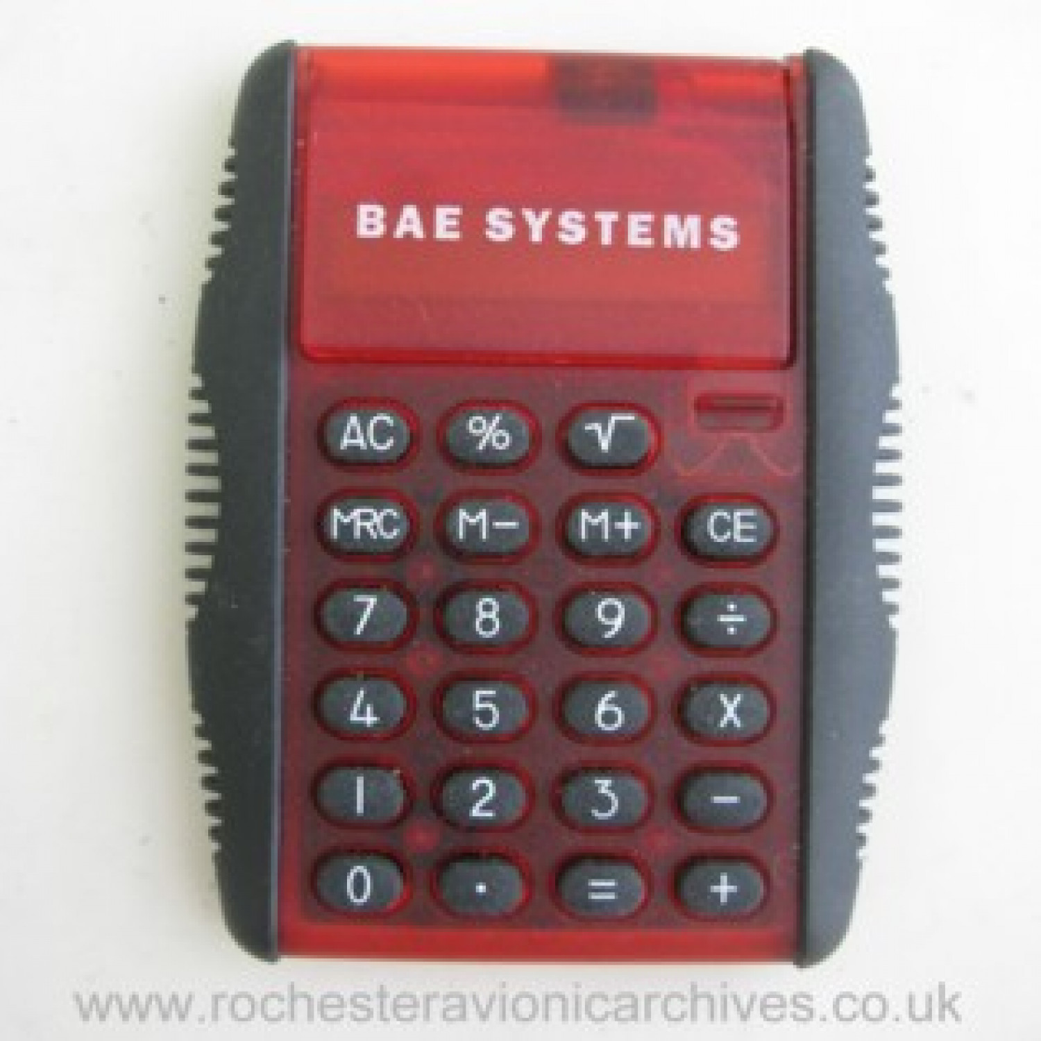 BAE SYSTEMS Calculator