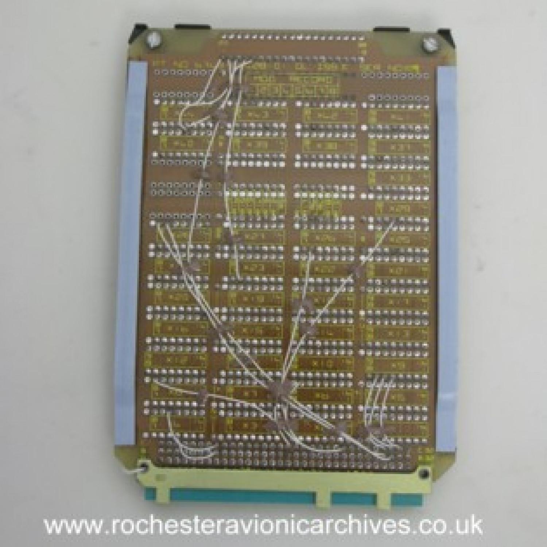 QCM & DQM Circuit Board