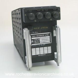 VC10 Power Junction Box
