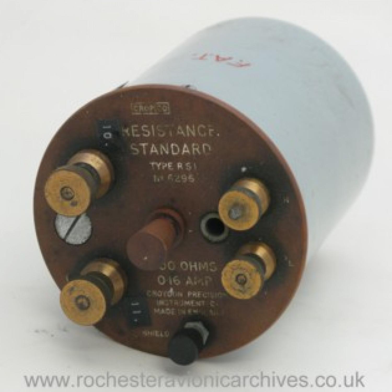 Electrical Resistance Standard