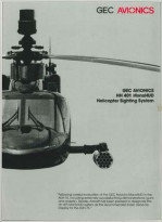 GEC Avionics HH401 MonoHUD