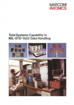 Total Systems Capability in Mil-STD-1553 Data Handling