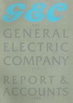 GEC Report & Accounts 1988