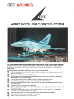 Active Digital Flight Control System
