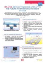 MA-AFAS: More Autonomous-Aircraft in the Future Air Traffic Management System