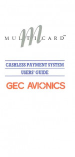 Cashless Payment System Users' Guide