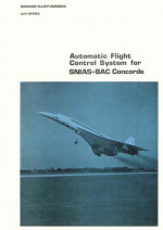 Automatic Flight Control System for SNIAS-BAC Concorde