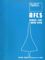 AFCS for SST Concorde