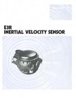 E3R Inertial Velocity Sensor