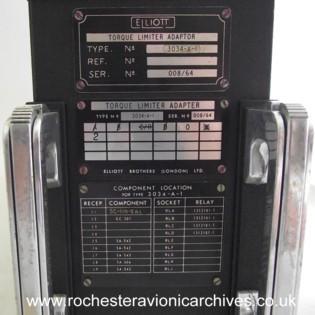 BAC 1-11 Torque Limiter Adapter