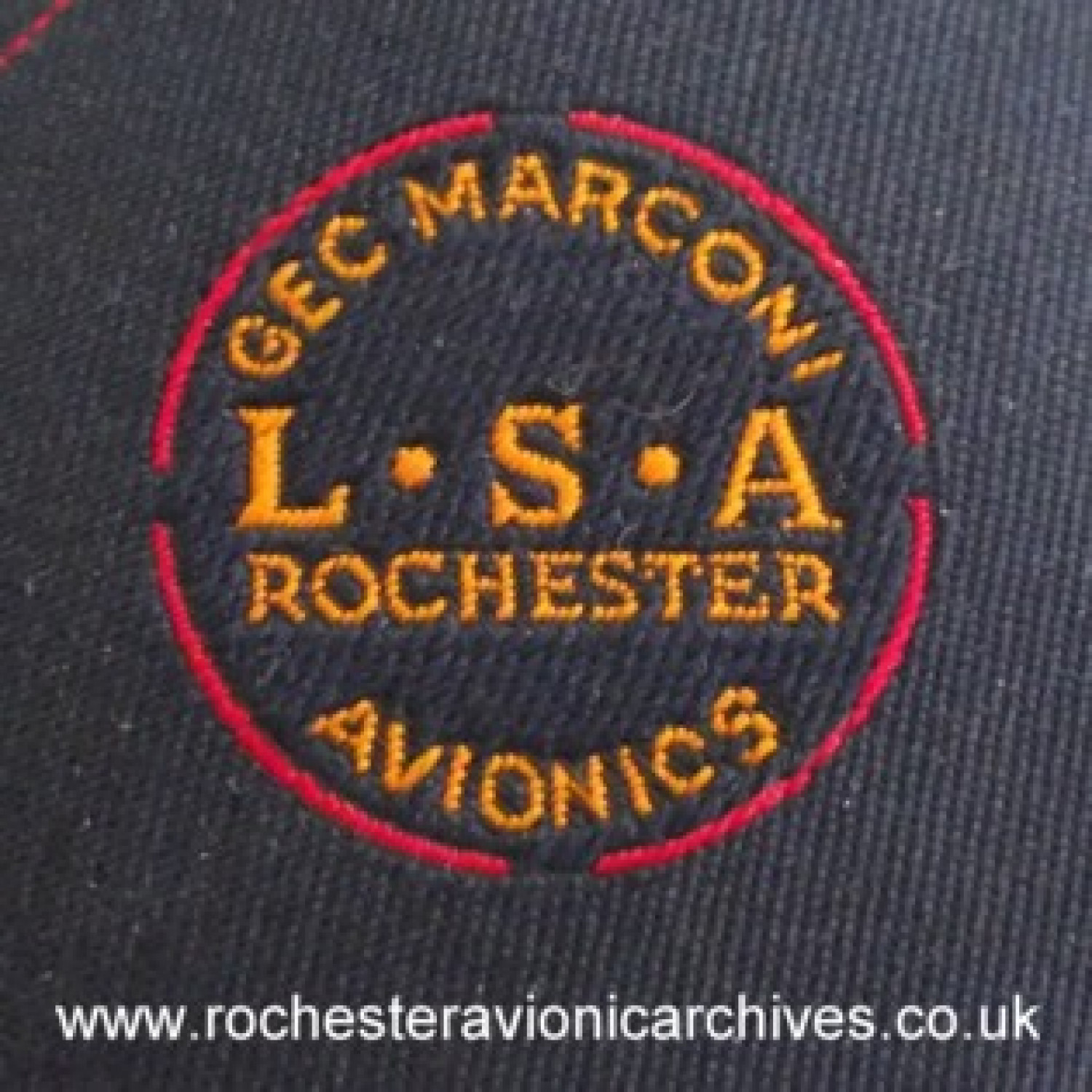GMAv Long Service Association Tie