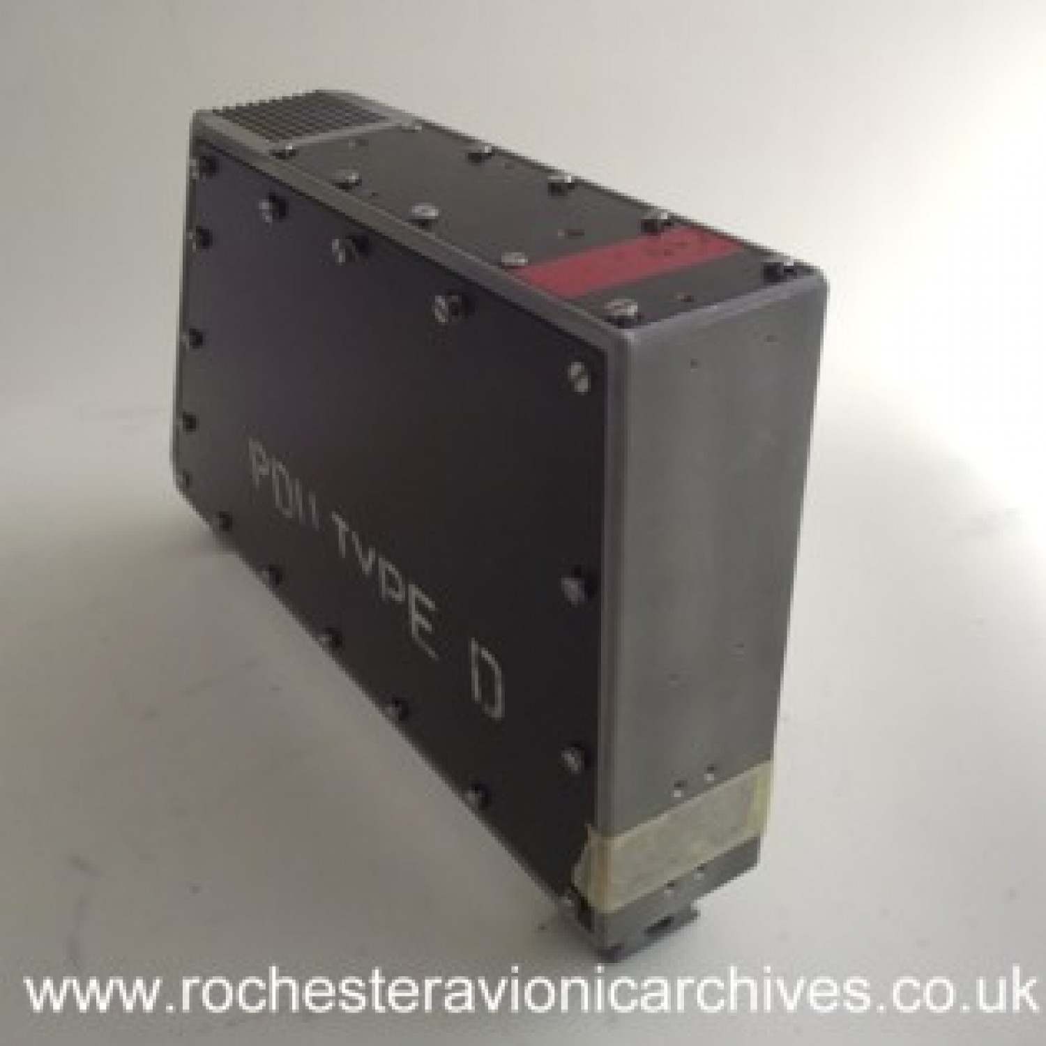 Pylon Decoder Unit (PDU) Type D (empty case)
