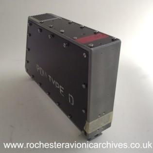 Pylon Decoder Unit (PDU) Type D (empty case)