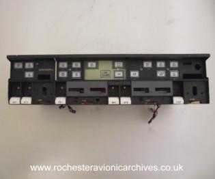 Concorde Autopilot Control Panel