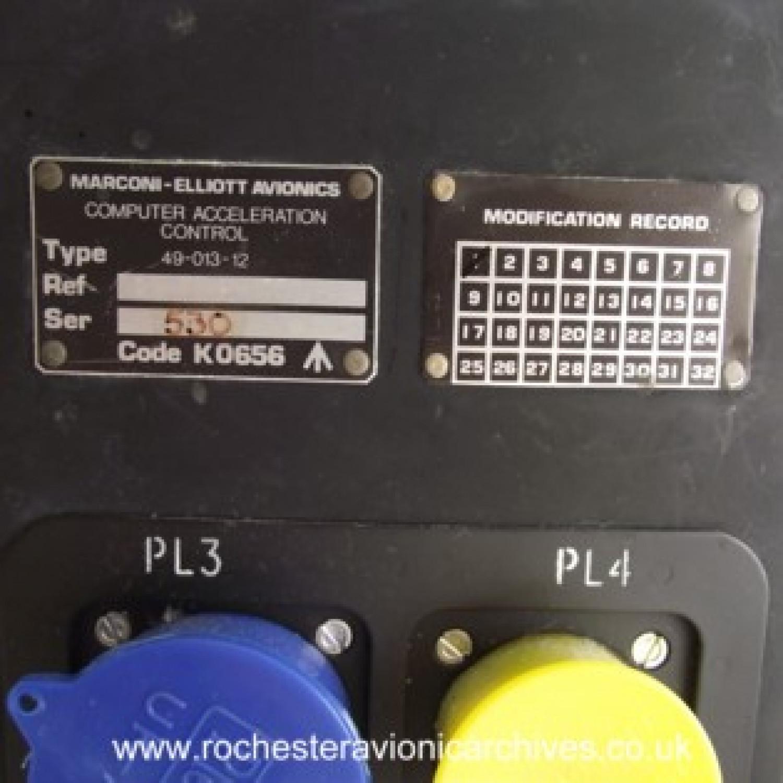 Lynx Acceleration Control Computer