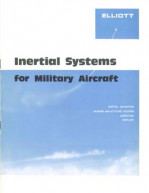 Inertial Systems for Military Aircraft
