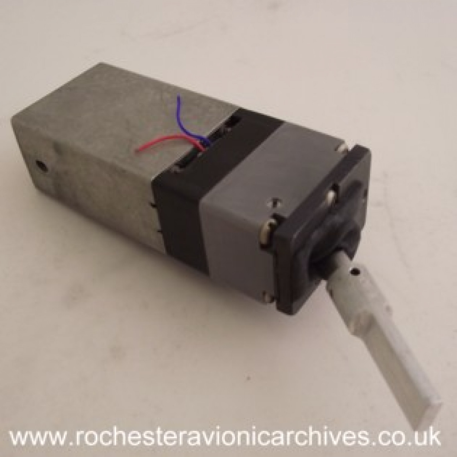 Solenoid Held Engage Switch