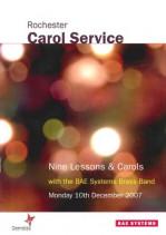Rochester Carol Service