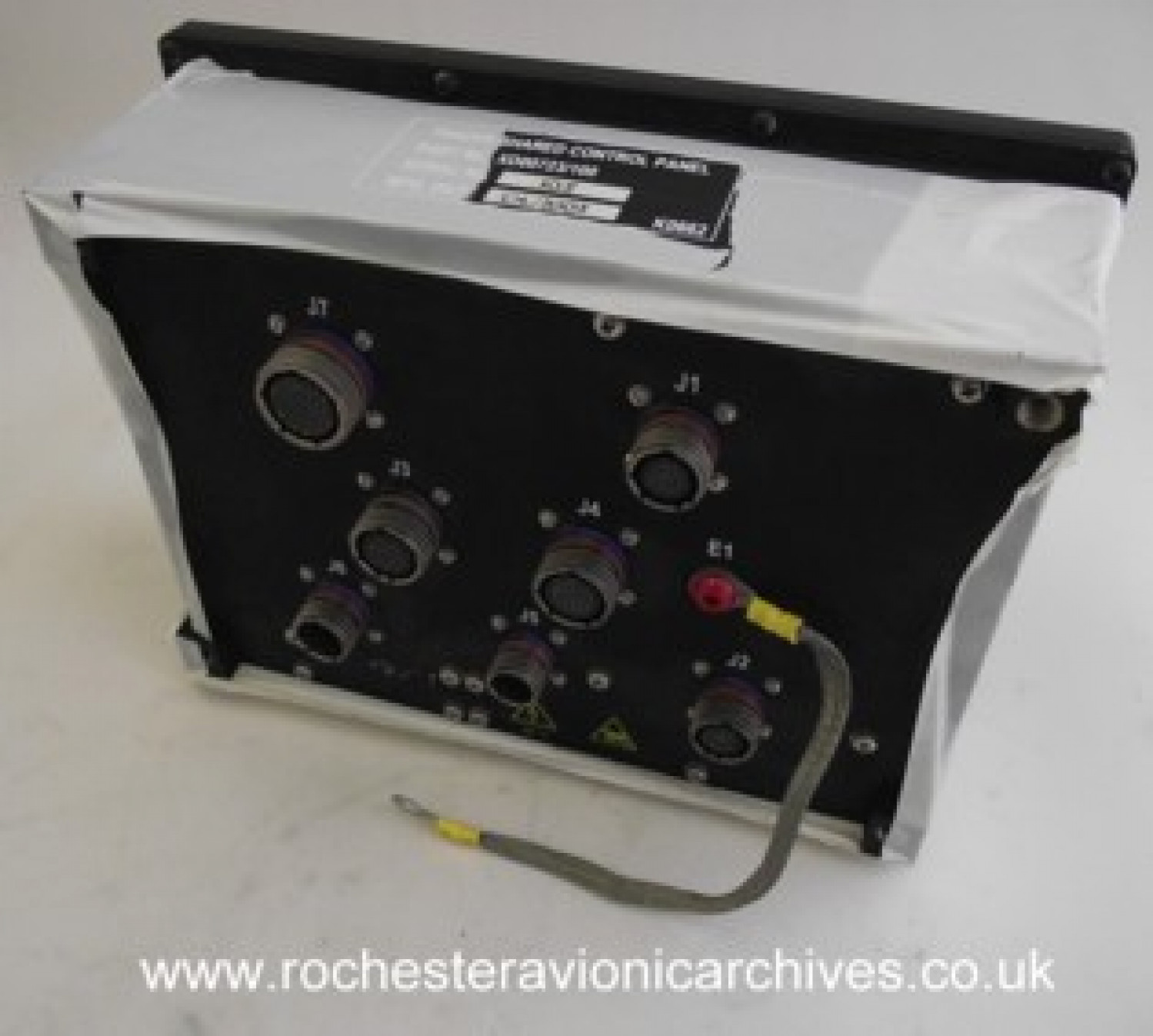 Tracer Shared Control Panel