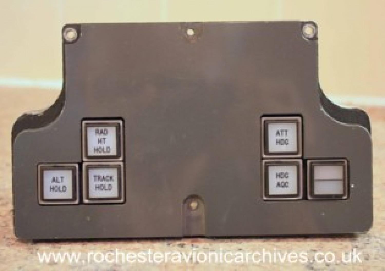 Pilot's Stick Sensor Assembly