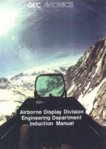 Airborne Display Division Engineering Department Induction Manual