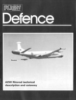 AEW Nimrod technical description and cutaway