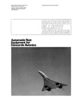Automatic Test Equipment for Concorde Avionics