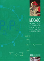 MSCADC - Miniature Standard Central Air Data Computer