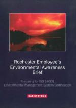 Rochester Employee's Environmental Awareness Brief