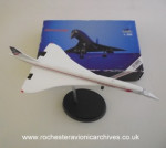 Concorde Aircraft (die cast model)