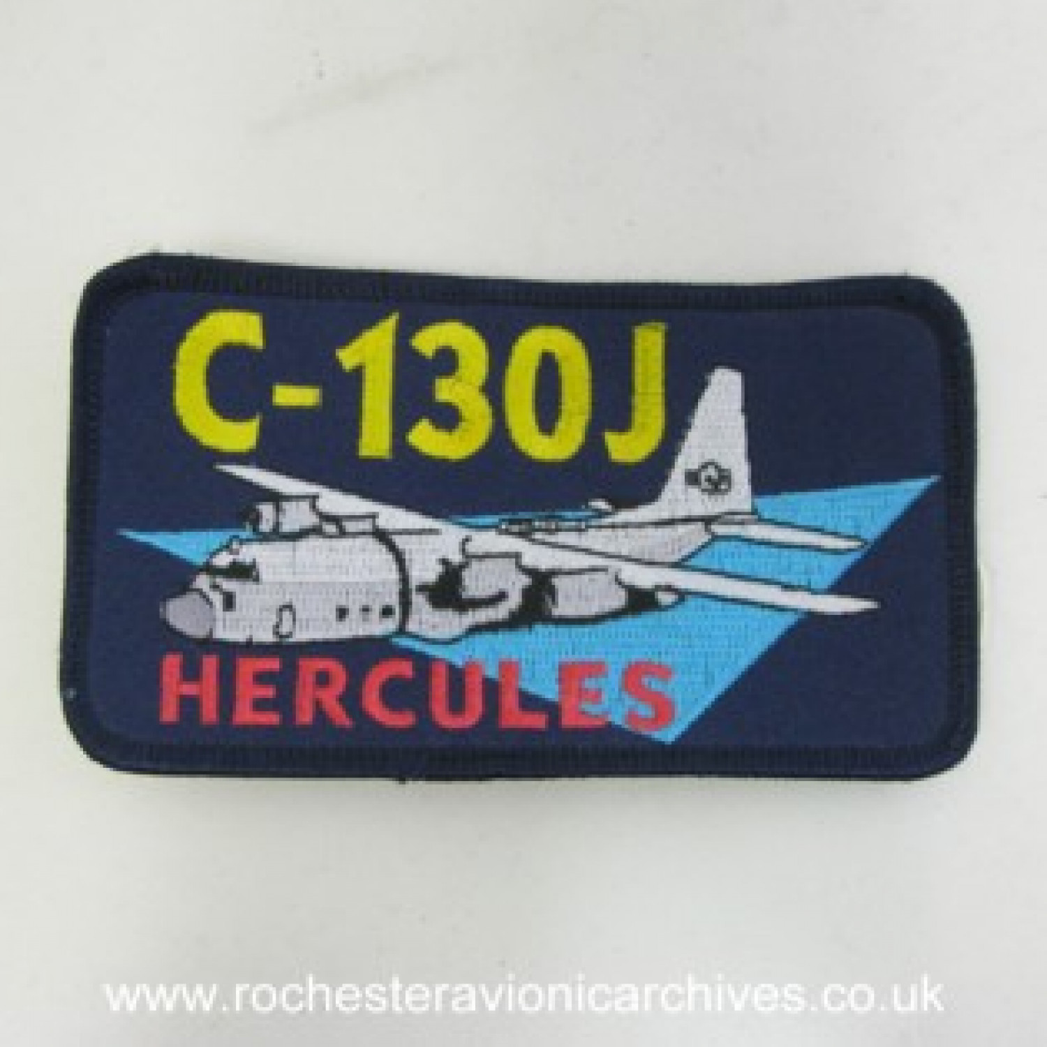 C-130J Hercules Sew-On Badge
