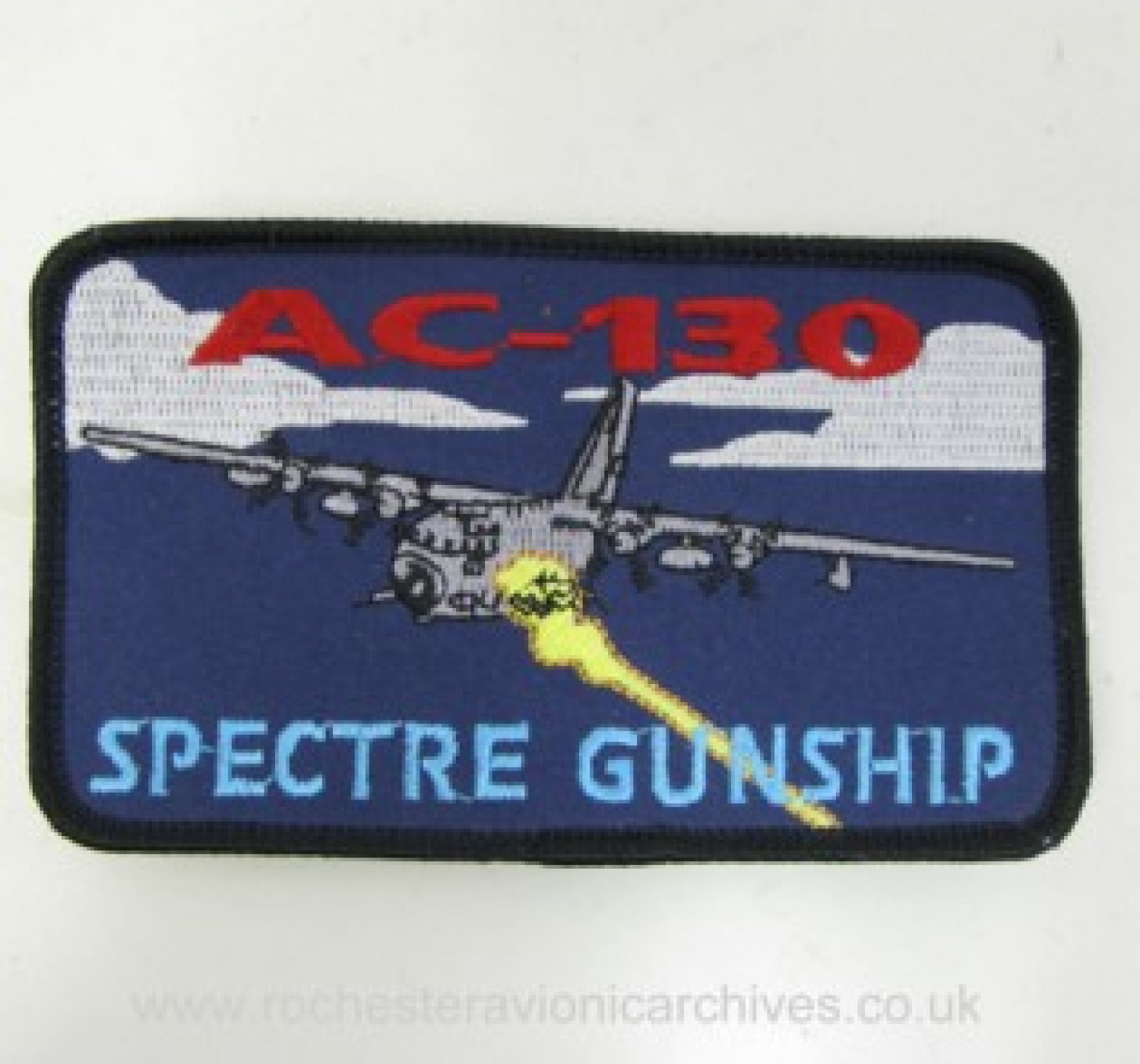 AC-130 Sew-On Badge