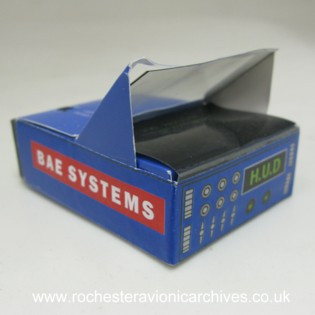 HUD cardboard model