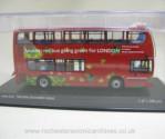 HybriDrive® Metroline Bus, 1:76 Model