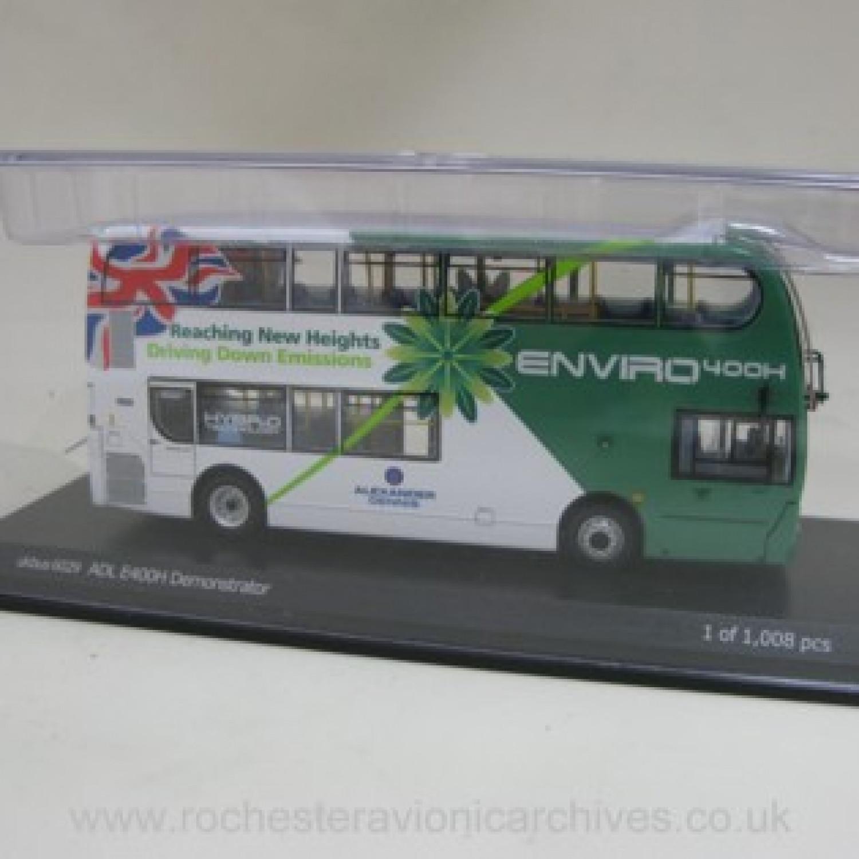 Hybridrive® Demonstrator Bus, 1:76 Model