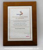 Chairman's Bronze Award for Innovation