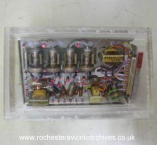 Comparator Amplifier Circuit Module